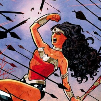 Wonder Woman- Top 10 DC Comics Costume Changes