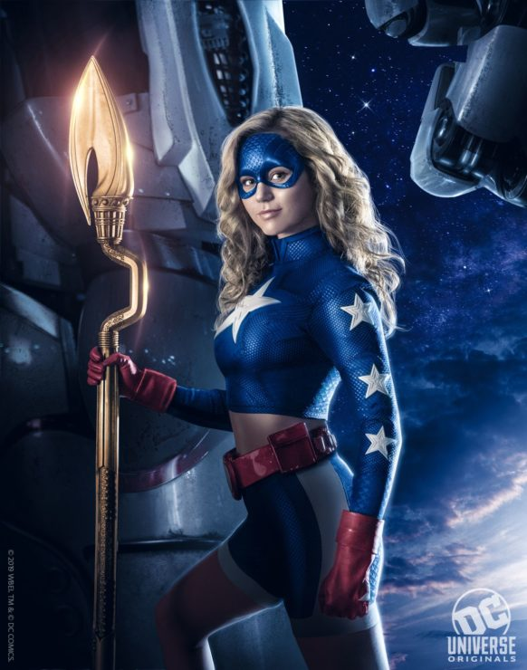 DC Universe Teases First Look at Stargirl Costume
