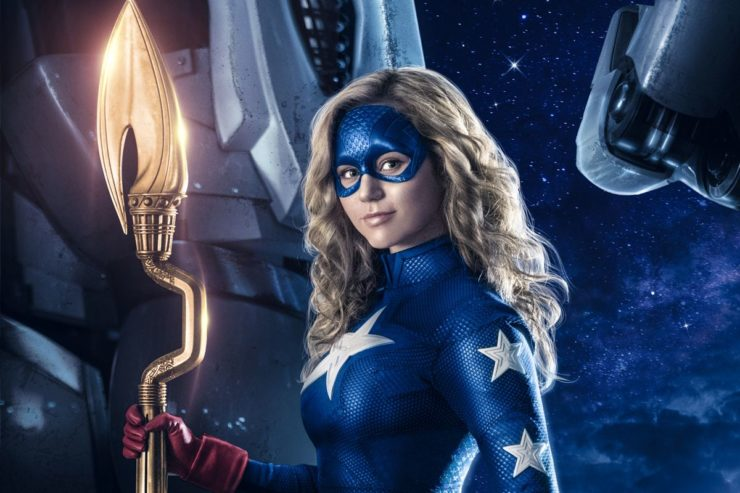 New Stargirl Behind the Scenes on DC Universe