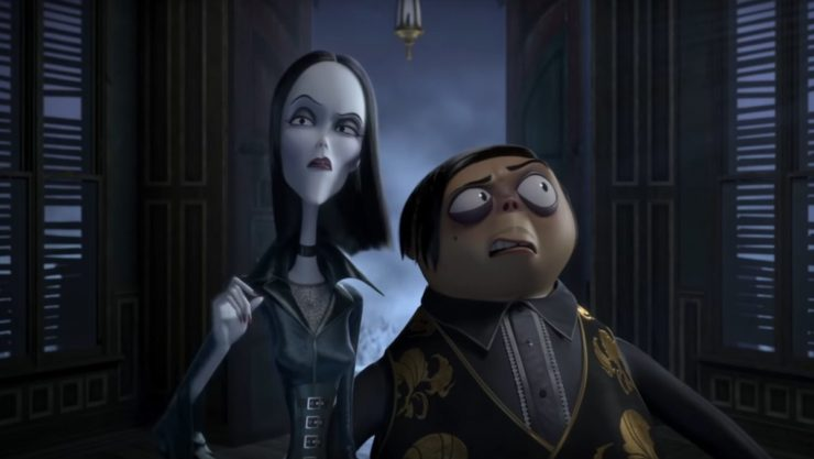 MGM Reveals The Addams Family Animated Teaser