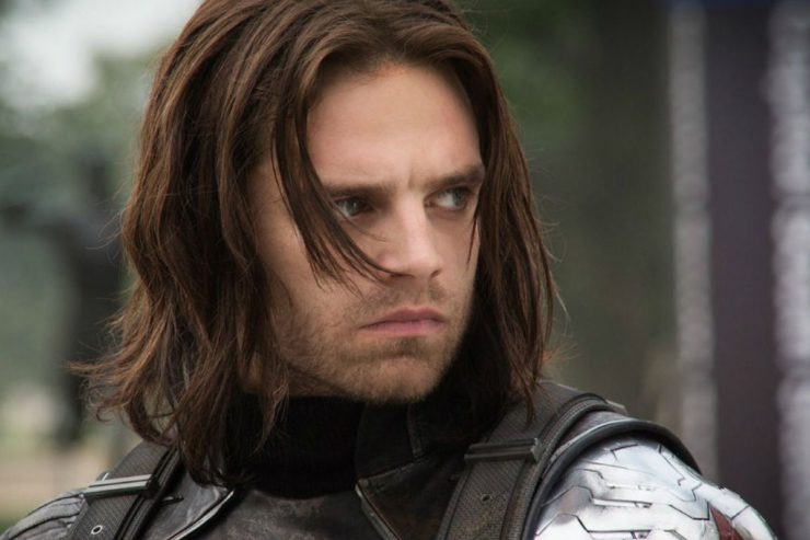 The Winter Soldier, a.k.a. Bucky Barnes, has a troubled past.