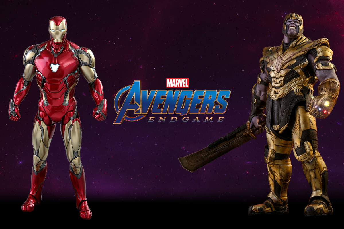 avengers endgame collectible figures sideshow collectibles