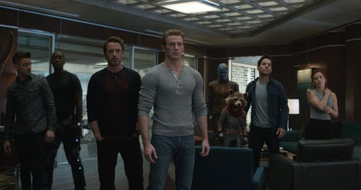 Avengers: Endgame Snaps Up $1 Billion Internationally at the Box Office
