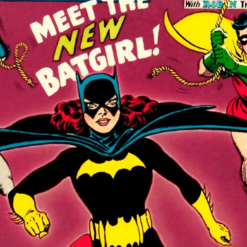 Batgirl- Top 10 DC Comics Costume Changes