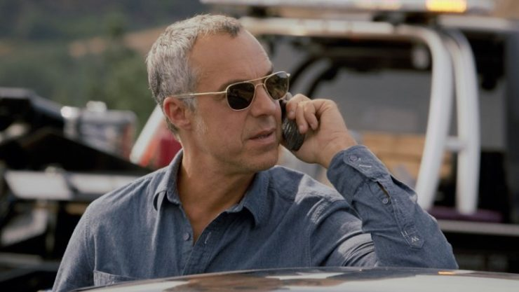 Titus Welliver as Bosch on Amazon Prime