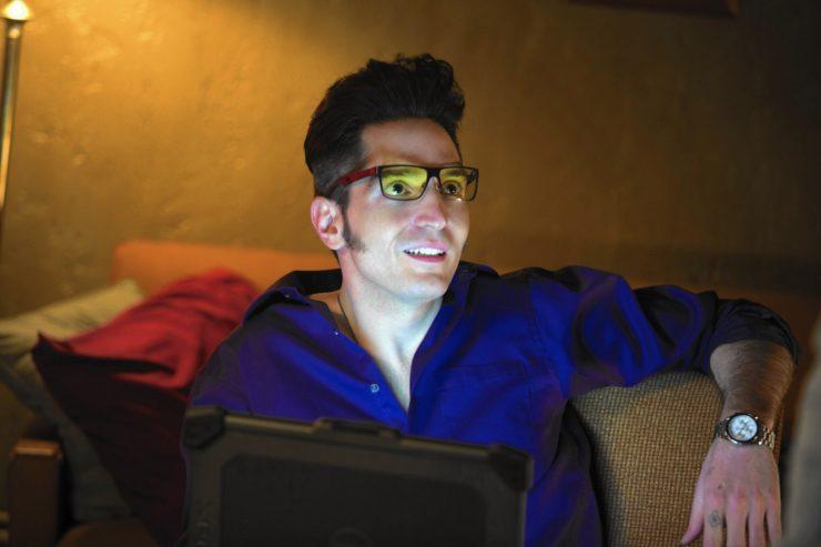 David Dastmalchian Cast as Polka Dot Man in Suicide Squad