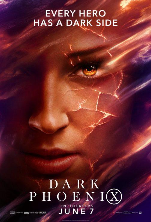 Fox Debuts Dark Phoenix Character Posters