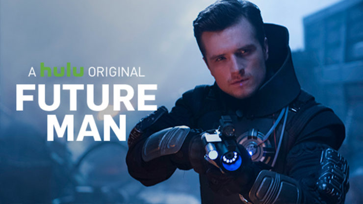 Hulu Renews Future Man for Third and Final Season