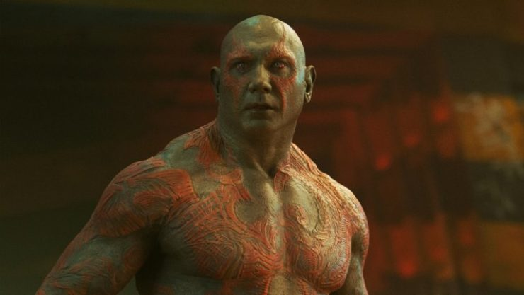 Dave Bautista to Star in Snyder-Directed Zombie Heist Film