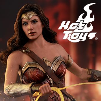 Wonder Woman Hot Toys Collectibles
