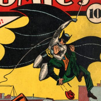 Batman- Top 10 DC Comics Costume Changes
