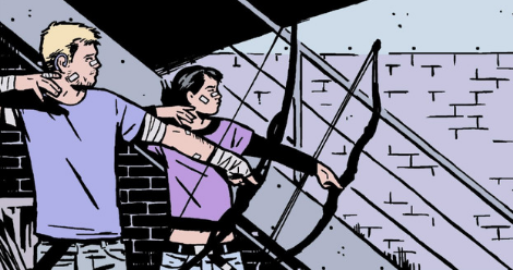 Kate Bishop and Clint Barton Get New Disney+ Limited Series