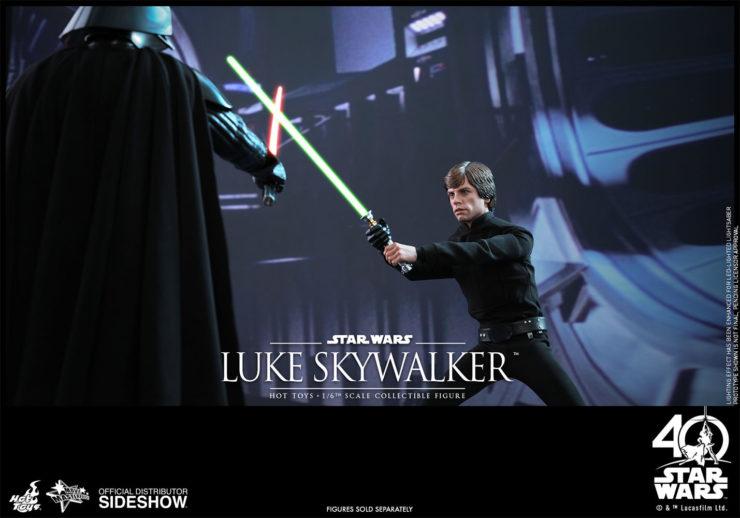 Darth Vader's Best Duels