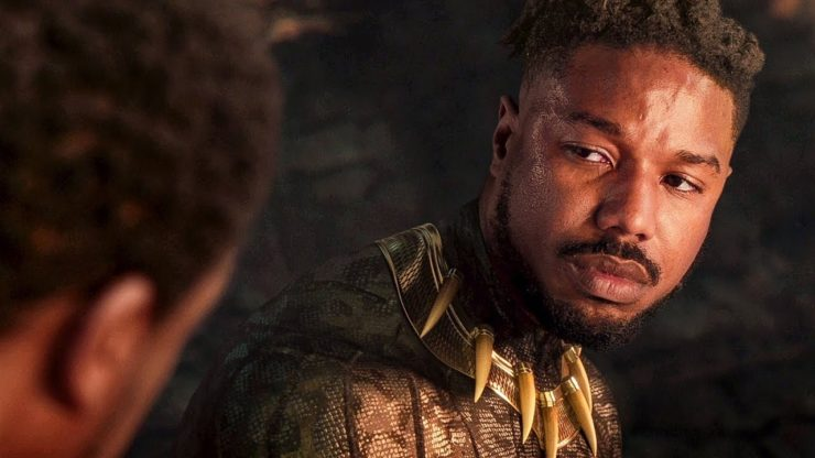 Top 10 Deaths in the Marvel Cinematic Universe– Geek Culture Countdown- Erik Killmonger