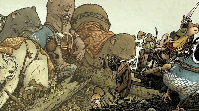 Disney Cancels Mouse Guard Movie