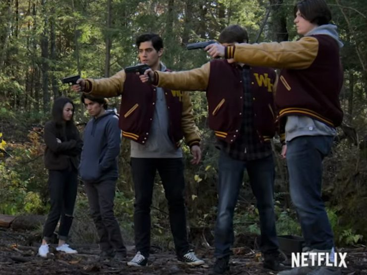 Netflix Releases Trailer for The Society