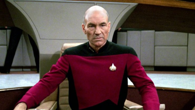 Picard Spinoff Series Begins Production