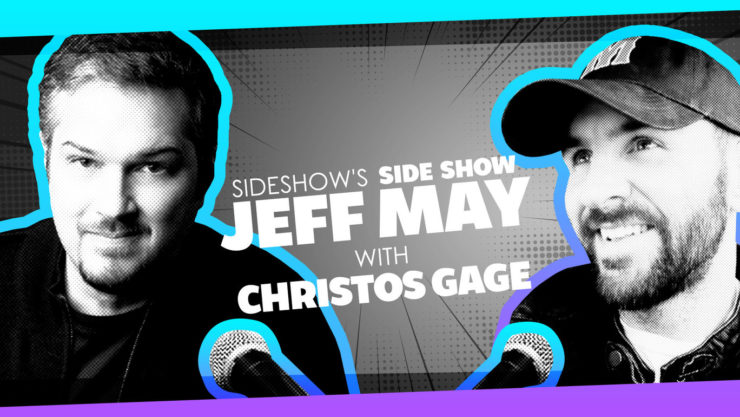 Spider-Man PS4, Netflix's Daredevil Writer Christos Gage Joins Jeff May on Sideshow's Side Show Podcast!