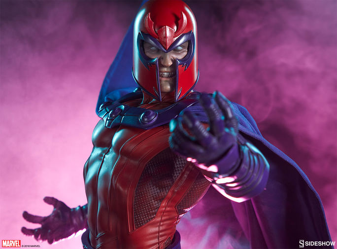 Magneto and the Metals of the Marvel Universe
