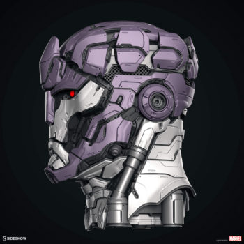 Digital Color Renders of Sentinel Sculpt used for Base Designs in Sideshow's X-Men Collection 1