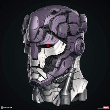Digital Color Renders of Sentinel Sculpt used for Base Designs in Sideshow's X-Men Collection 2