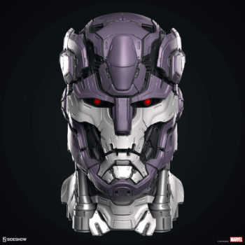 Digital Color Renders of Sentinel Sculpt used for Base Designs in Sideshow's X-Men Collection 3