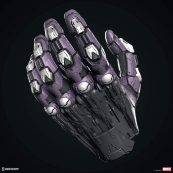 Digital Color Renders of Sentinel Hand Sculpt used for Base Designs in Sideshow's X-Men Collection 2