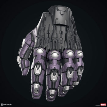 Digital Color Renders of Sentinel Hand Sculpt used for Base Designs in Sideshow's X-Men Collection 3