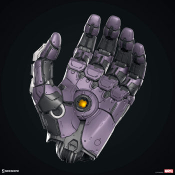 Digital Color Renders of Sentinel Hand Sculpt used for Base Designs in Sideshow's X-Men Collection 4