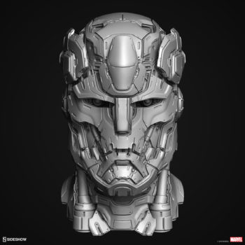 Digital Uncolored Renders of Sentinel Sculpt used for Base Designs in Sideshow's X-Men Collection 3