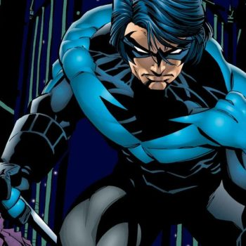 Nightwing- Top 10 DC Comics Costume Changes