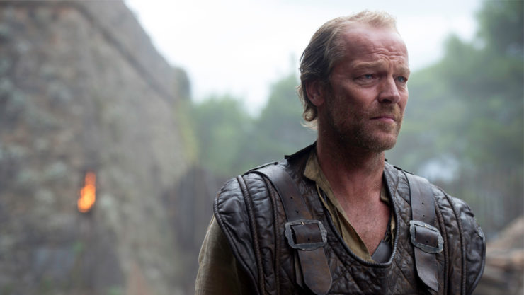 Iain Glen Cast as Bruce Wayne in Titans Season 2