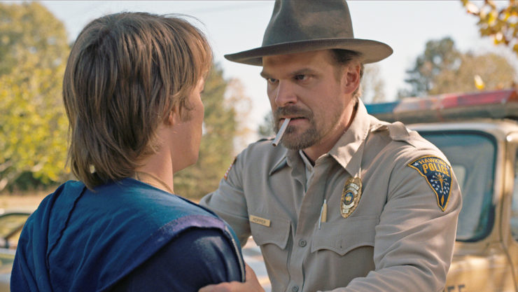 David Harbour to Join Black Widow Standalone Film