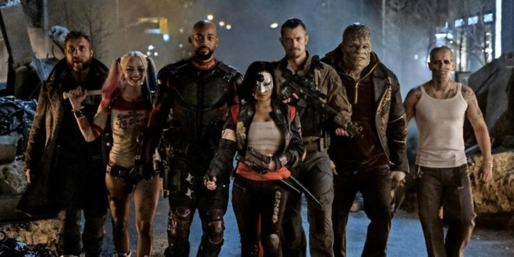 The Suicide Squad Drops Deadshot, Idris Elba to Play New Character