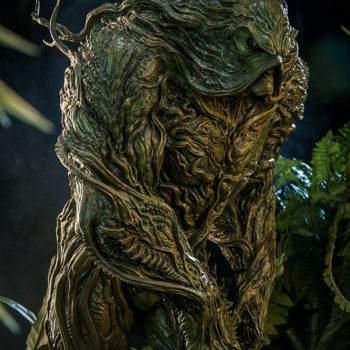Sideshow's Swamp Thing Maquette