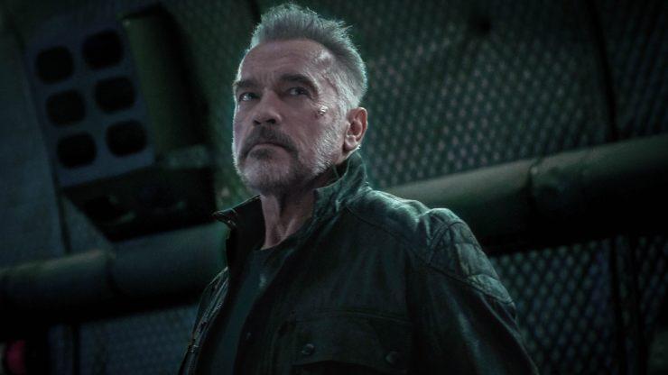 Paramount Releases New Terminator: Dark Fate Images