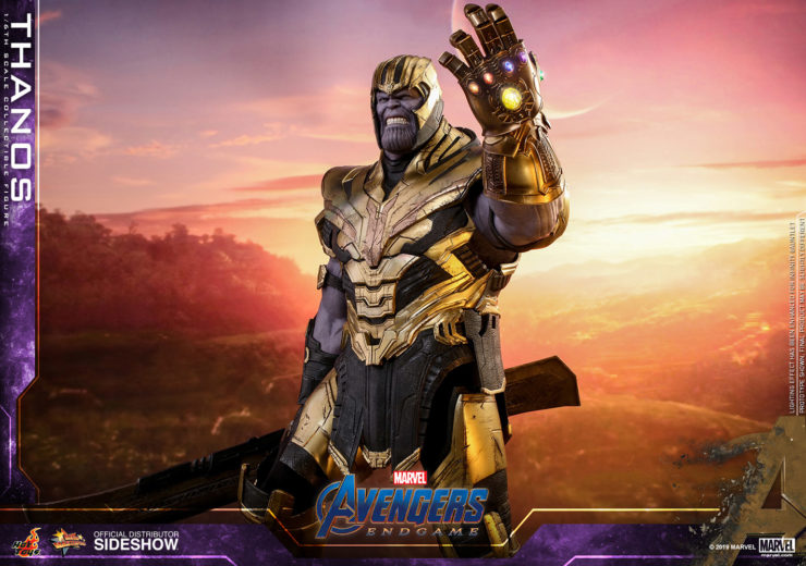 Thanos Avengers: Endgame Sixth Scale Figure
