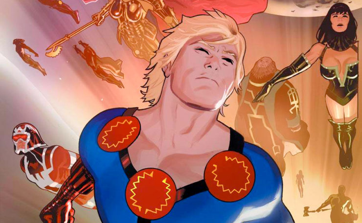 Kumail Nanjiani in Talks for Marvel's The Eternals