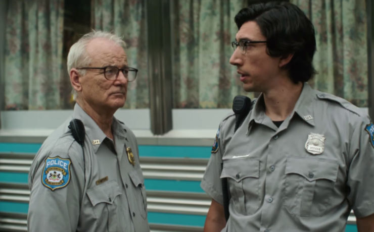 Official Trailer for Jim Jarmusch Zombie Comedy The Dead Don't Die