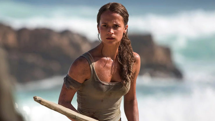 Amy Jump to Script Tomb Raider Sequel