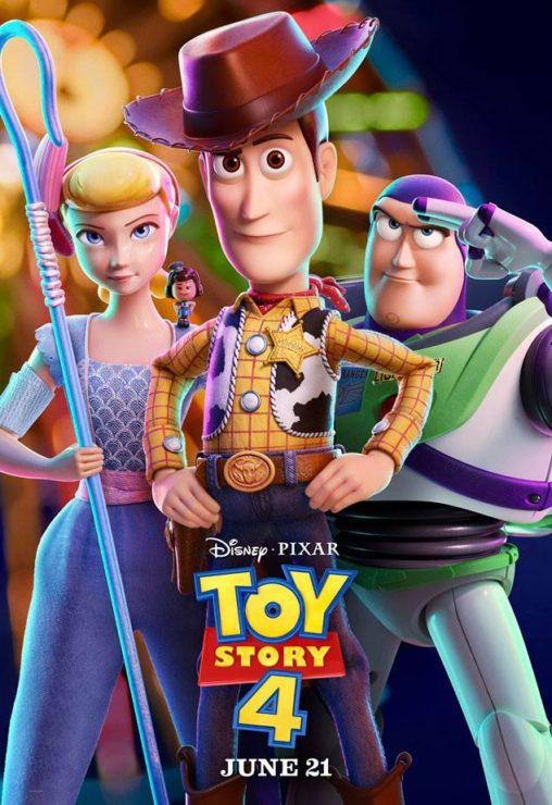 Disney Drops Final Toy Story 4 Poster