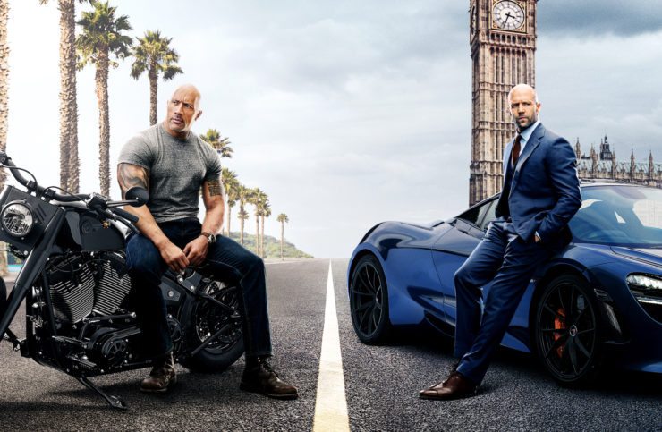 New Hobbs and Shaw Trailer Shows the Strength of Family