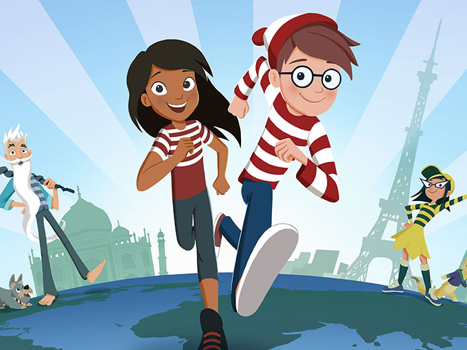 DreamWorks Announces Where's Waldo? Voice Cast