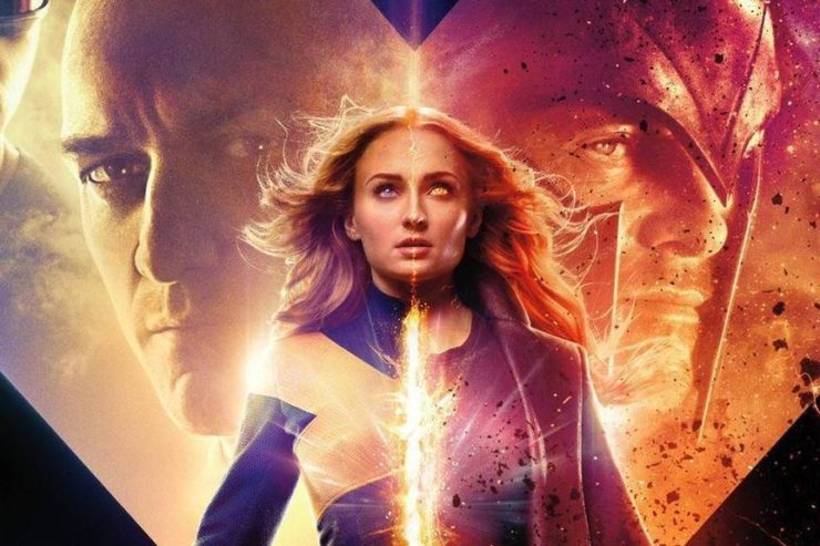X-Men: Dark Phoenix Teaser Goes Even Darker