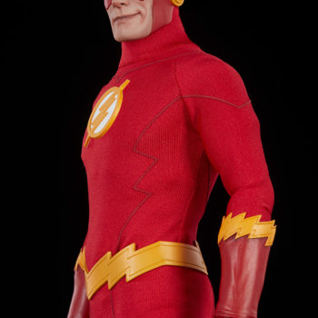 The Flash Sixth Scale Figure Exclusive Edition Portrait Close Up 2