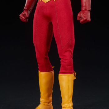 The Flash Sixth Scale Figure Legs Close Up Front