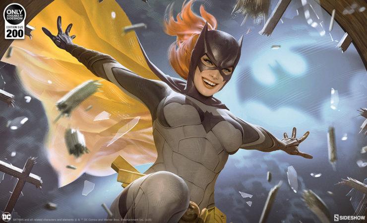 Batgirl Fine Art Print