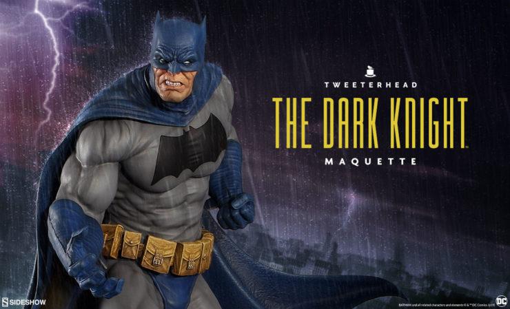 Tweeterhead The Dark Knight Maquette