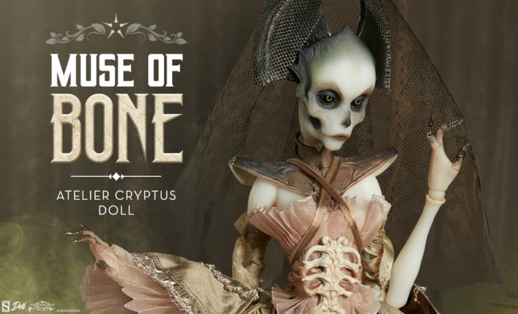 Muse of Bone – Atelier Cryptus Doll