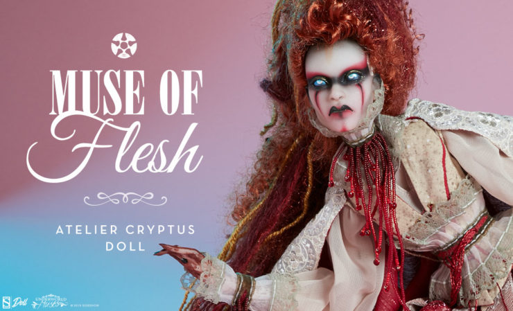 Muse of Flesh – Atelier Cryptus Doll